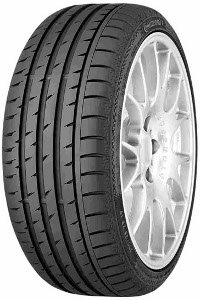 245/50 R18 100Y Continental ContiSportContact 3 RunFlat
