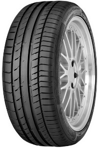 225/45 R18 91Y Continental ContiSportContact 5 RunFlat