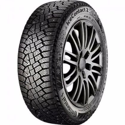 175/70 R13 82T Continental ContiIceContact 2 (шип.)